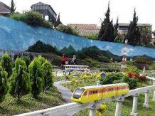 Lembang Bandung, Taman Miniatur Kereta Api Terbesar Dan Populer Di Indonesia